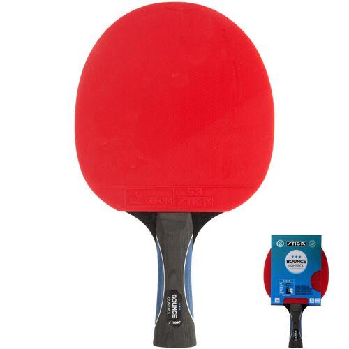 Stiga Tischtennisschläger Vereinsspiel Bounce Control 3*