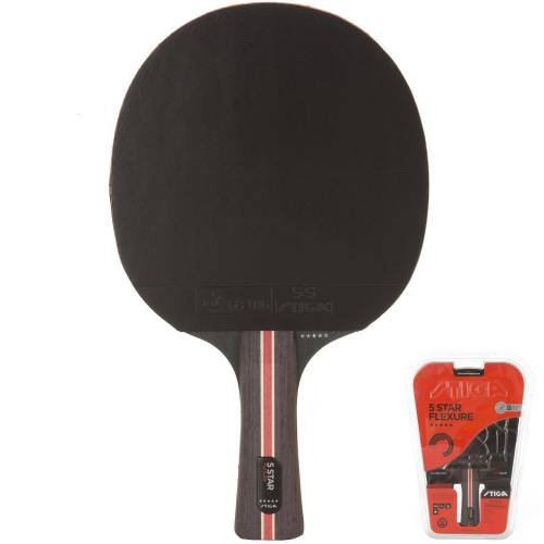 Stiga Tischtennisschläger Flexure 5*