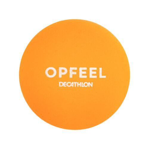 Opfeel Squashball SB 130 Initiation orange