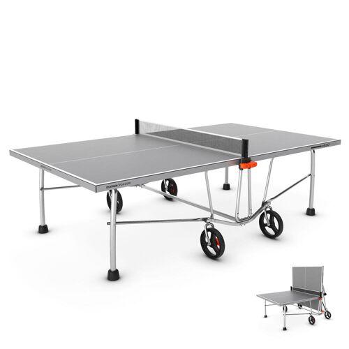 PONGORI Tischtennisplatte PPT 530 Outdoor grau