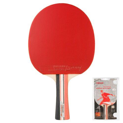 Tibhar Tischtennisschläger Carbon Pro Light 5* Vereinssport
