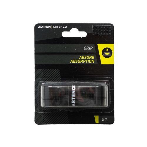 ARTENGO Griffband Absorb Tennisschläger schwarz