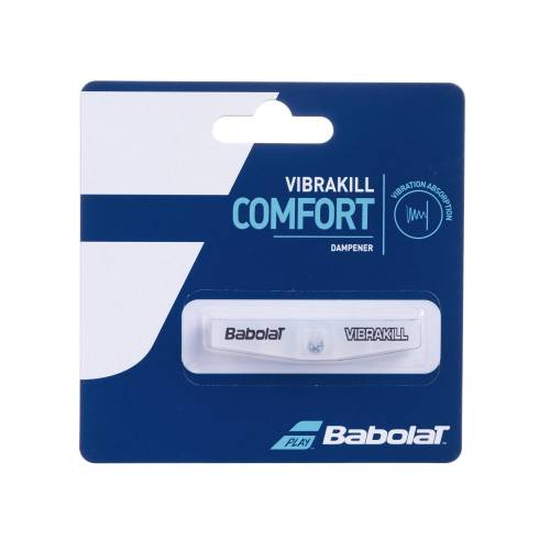 Babolat Vibrationsdämpfer Vibrakill Tennisschläger weiß