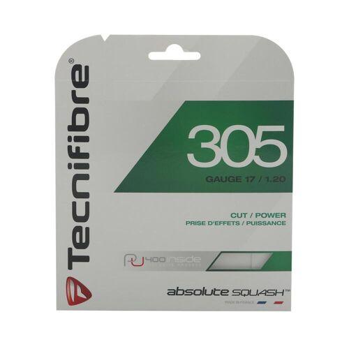 Tecnifibre Squashsaite TF 305 1,20 grün