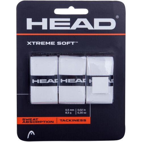 Head Griffband Überband Xtreme Soft Tennisschläger Overgrip weiß