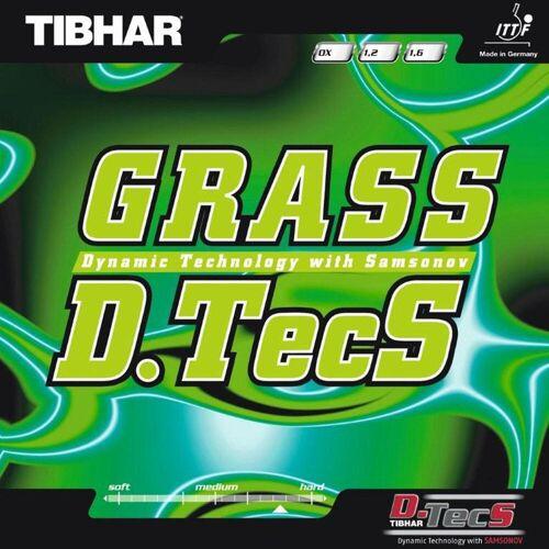 TIBHAR Tischtennisbelag Grass D. Tecs