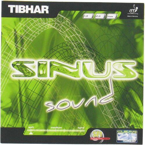TIBHAR Tischtennisbelag Sinus Sound