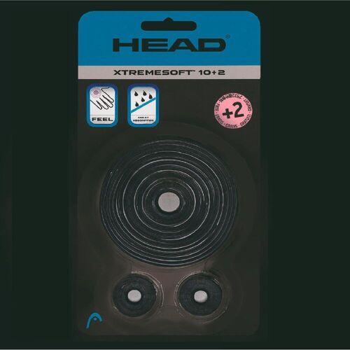 Head Griffband Xtreme Soft Tennisschläger 12er-Pack Overgrip schwarz