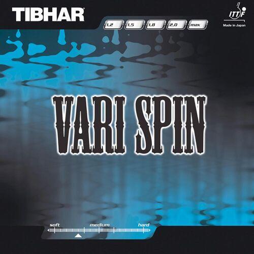 TIBHAR Tischtennisbelag Vari Spin