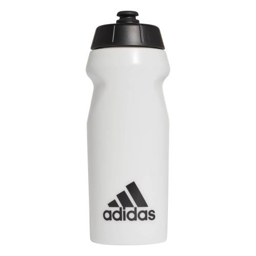 Adidas Trinkflasche weiss