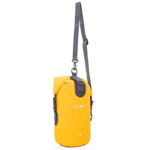 ITIWIT Wasserfeste Tasche 10l gelb GELB