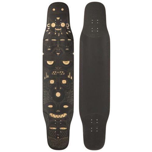 OXELO Longboard-Deck Dancing 500 Totem Mat