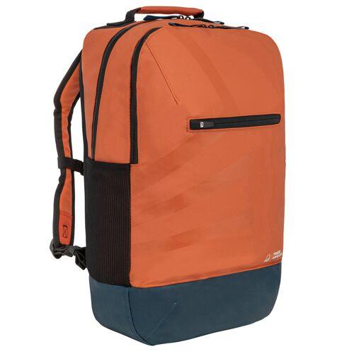 TRIBORD Rucksack wasserabweisend 25L orange BLAU/ORANGE