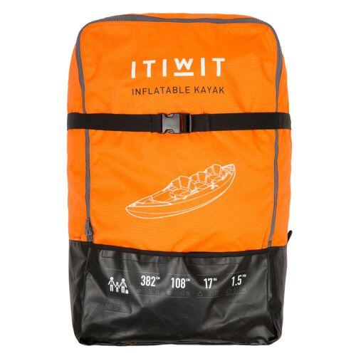 ITIWIT Transporttasche Rucksack für Kajak Itiwit 1/2/3