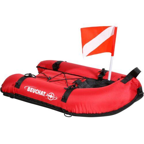 BEUCHAT Schlauchboot Signalboje Sicherheit Tauchen / Freediving