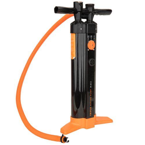 Itiwit Pumpe Stand Up Paddle Hochdruckpumpe 20PSI 3-stufig schwarz/orange