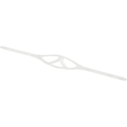 SUBEA Maskenband Silikon für Tauchmaske transparent