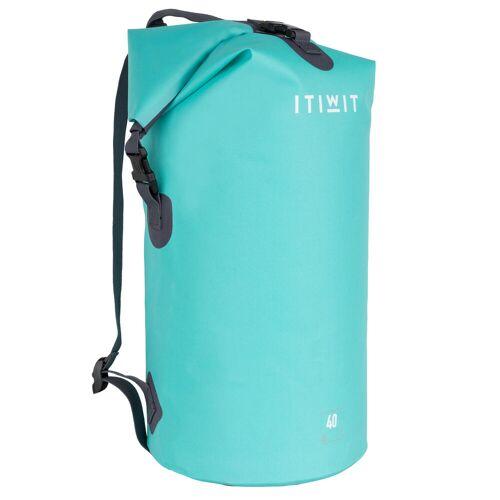 ITIWIT Wasserfeste Tasche 40L grün