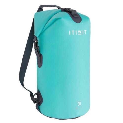 ITIWIT Wasserfeste Tasche 30l grün