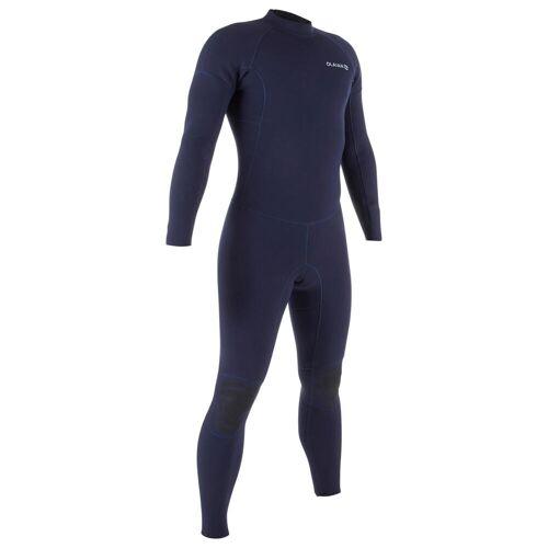 OLAIAN Neoprenanzug Surfen 100 Neopren 2/2mm Herren blau