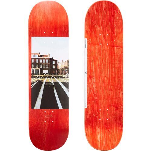 "OXELO Skateboard-Deck 120 Greetings Größe 8.5"" rot"