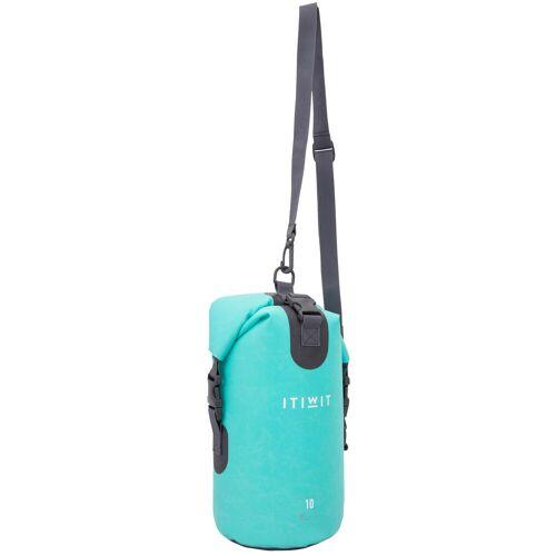 ITIWIT Wasserfeste Tasche 10L grün