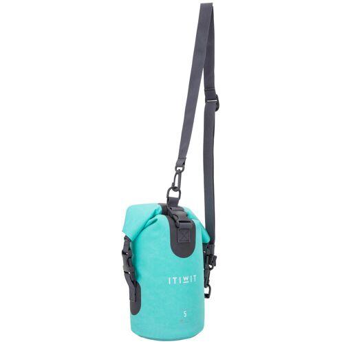 ITIWIT Wasserfeste Tasche 5L grün