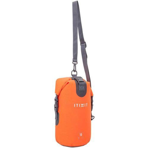 ITIWIT Wasserfeste Tasche 10l orange