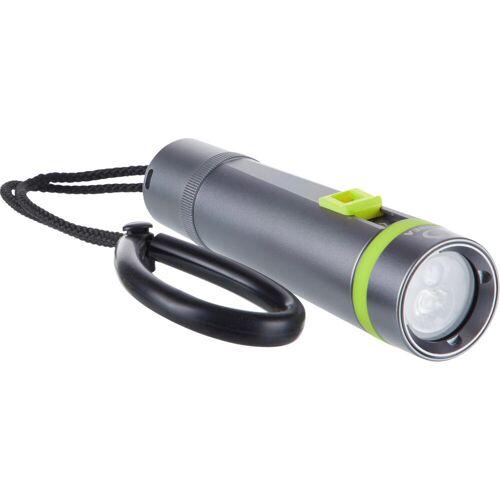 SUBEA Tauch-Lampe aufladbar SCD 400 Lumen 2700 Lux 2 Lichtkegel
