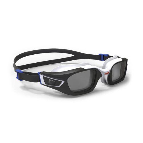 NABAIJI Brillengestell für Schwimmbrille 500 Selfit Größe L orange/blau
