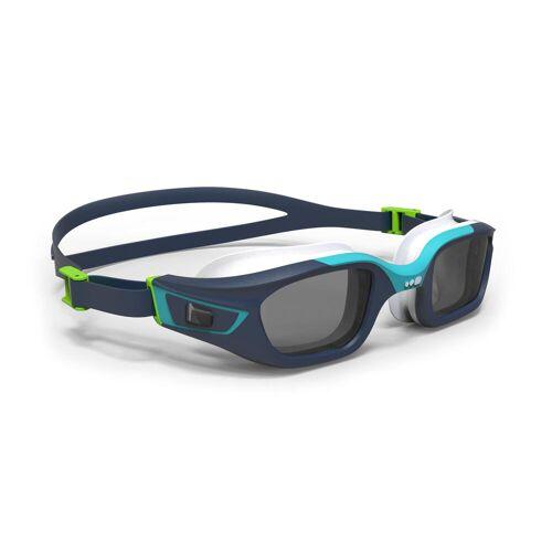 NABAIJI Brillengestell für Schwimmbrille 500 Selfit GrößeS blau/grün