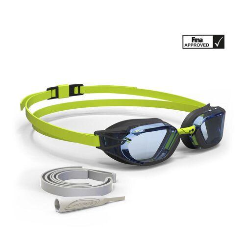 NABAIJI Schwimmbrille 900 B-Fast schwarz/grün