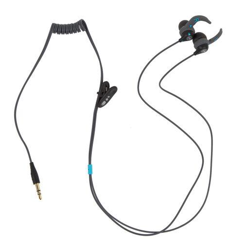 Nabaiji Kopfhörer-Set MP3 wasserdicht V3 grau
