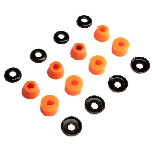 OXELO Longboard-Bushings 500 92A orange