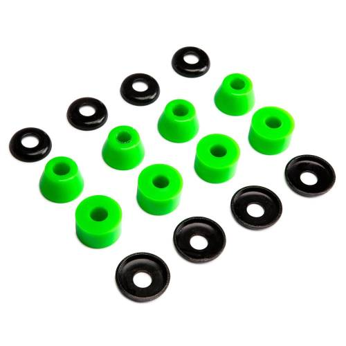 OXELO Longboard-Bushings 500 88A grün