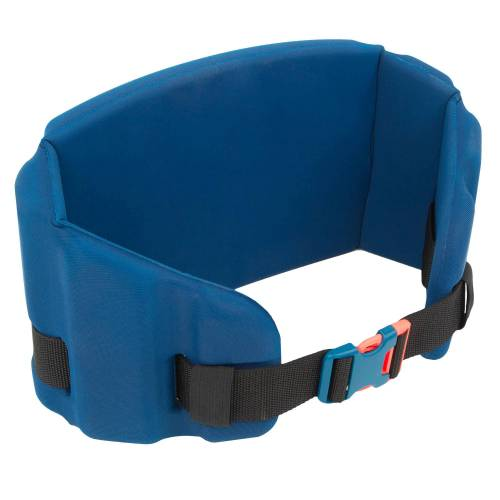 NABAIJI Schwimmgürtel Schaumstoff Aquagym Aquafitness Aquajogging blau