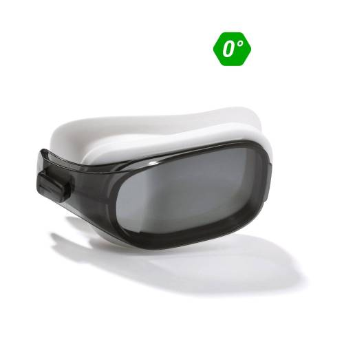 NABAIJI Schwimmbrillen-Glas Stärke 0.00 für Schwimmbrille Selfit Größe S getönt