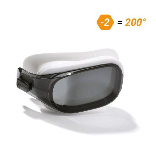 NABAIJI Schwimmbrillen-Glas Stärke -2.00 für Schwimmbrille Selfit Größe L getönt