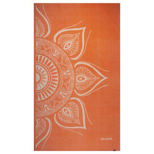 OLAIAN Badetuch L PRINT Bali 145 × 85cm