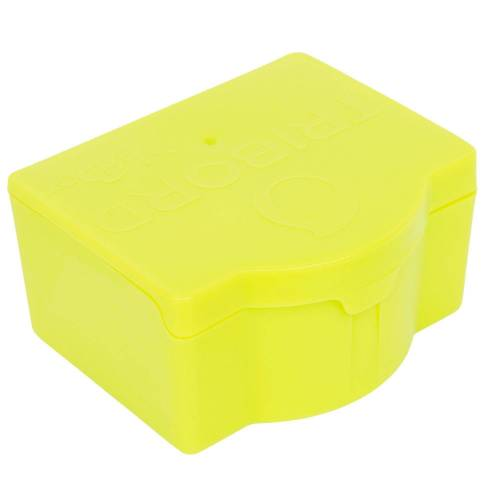 OLAIAN Wachsbox für Surfboard-Wax mit Kamm
