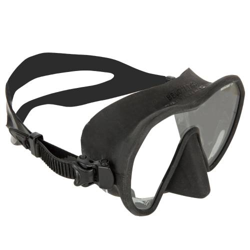 BEUCHAT Tauchmaske Apnoetauchen Maxlux S schwarz