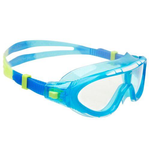 Speedo Schwimmbrille Speedo Rift Größe S Kinder blau/grün