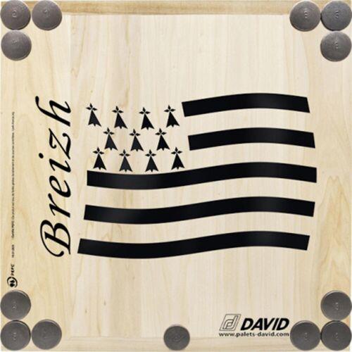 David Bretonisches Wurfspiel David Gwen Ha Du Set