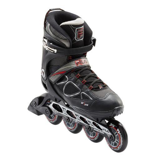 Fila Inline Skates Fitness-Inliner PRIMO AIR ZONE 84mm Herren schwarz/rot GRAU ROT SCHWARZ