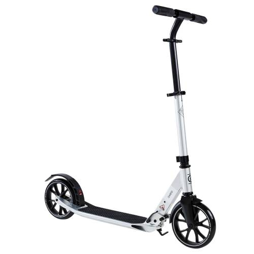 OXELO City-Roller Scooter Town 5 XL Erwachsene grau