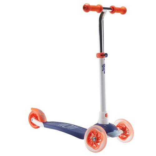OXELO Scooter Tretroller B1 500 v2 Kinder blau/rot