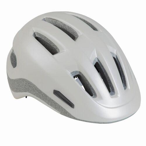 BTWIN Fahrradhelm City 500 weiß