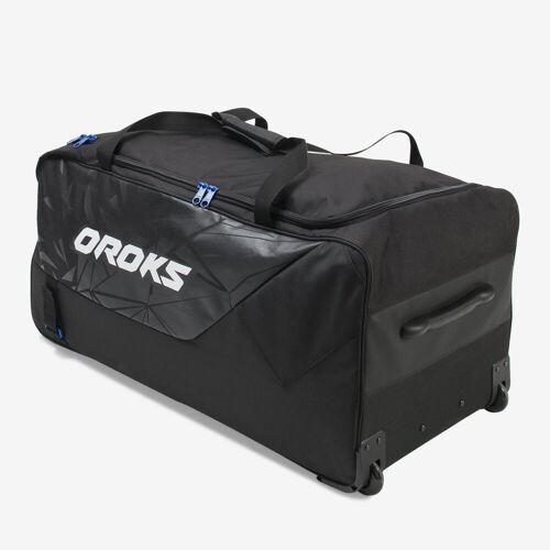 OROKS Eishockey-Tasche Trolley 145l SCHWARZ