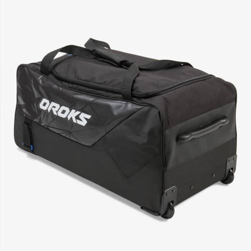 OROKS Eishockey-Tasche Trolley 100l SCHWARZ