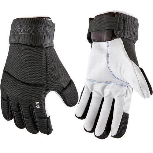 OROKS Handschuhe Free Hockey IH 100 GRAU/SCHWARZ